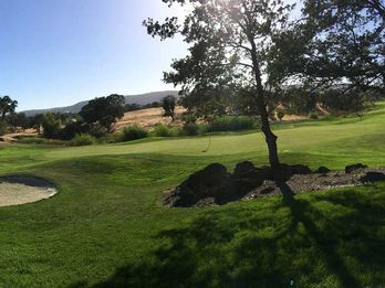Southern Gold Country Golf Itinerary