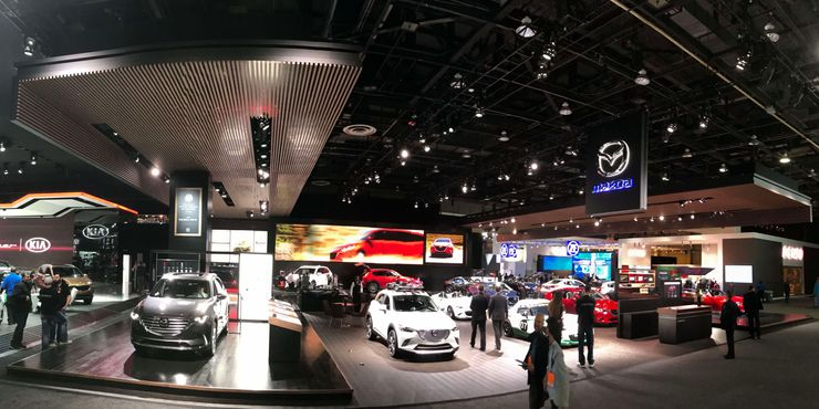 Image 1 for MAZDA 'PREMIUM' EXPERIENCE at NAIAS 2017