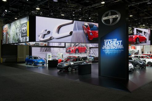 Image 2 for Scion Swag Machine at NAIAS