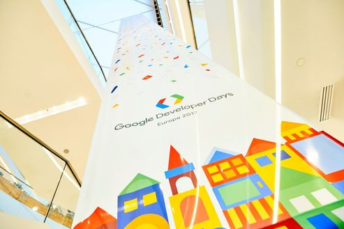 Image 3 for Google Developer Days
