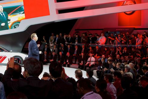Image 4 for Nissan at NAIAS