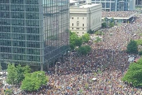 Image 2 for Cleveland Cavaliers Championship Parade & Rally