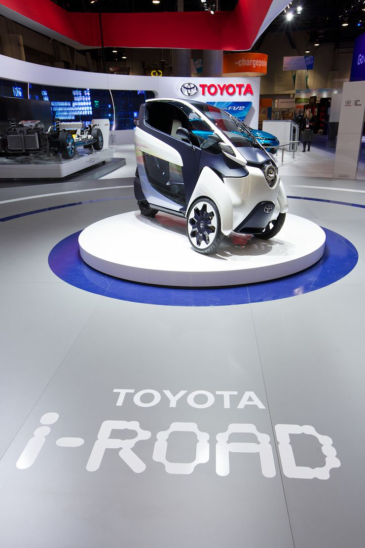 Image 1 for The Future of Mobility: Toyota at CES