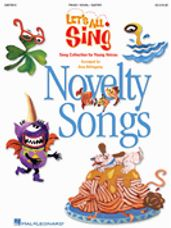 Let's All Sing...Novelty Songs!