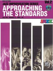 Approaching the Standards, Volume 2 [Bass Clef Instruments]
