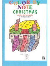 Color by Note Christmas