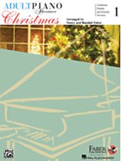 Adult Piano Adventures Christmas - Book 1