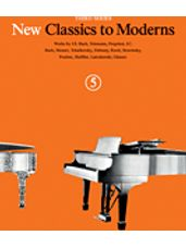 New Classics to Moderns - Third Series Book 5