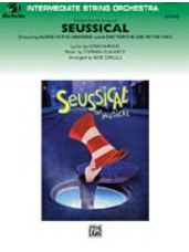 Seussical the Musical,  Selections from (Full Score)