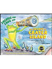Freddie the Frog and the Secret of Crater Island Flashcards