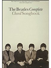 Beatles Complete Chord Songbook, The