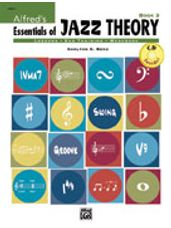 Alfred's Essentials of Jazz Theory (Book 3 & CD)