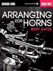Arranging for Horns (Book and Audio Access)