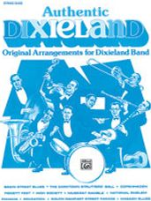 Authentic Dixieland [String Bass]