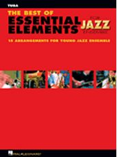 Best Of Essential Elements for Jazz Ensemble (Tuba)