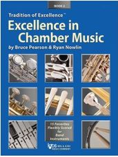 Excellence in Chamber Music Book 2 (Alto Clarinet)