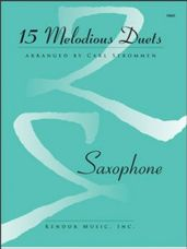 15 Melodious Duets - Saxophone