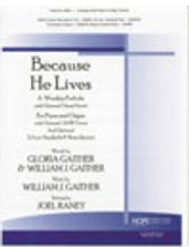 Because He Lives (Piano-Organ part)