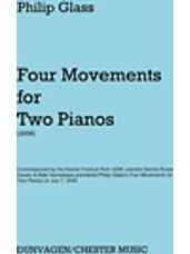 4 Movements for Two Pianos