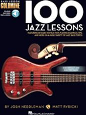 100 Jazz Lessons (Book/Audio)