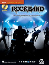Rock Band - Guitar Signature Licks (BK/CD)