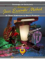 Standard of Excellence Advanced Jazz Ensemble Book 2 [Piano]