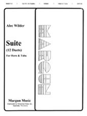 12 Duets for Horn and Tuba