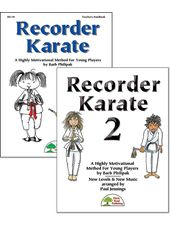 Recorder Karate 1 & Recorder Karate 2