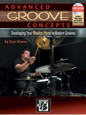 Advanced Groove Concepts (Book/DVD ROM)