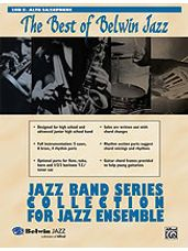 Best of Belwin Jazz: Jazz Band Collection for Jazz Ensemble [2nd Alto Saxophone]