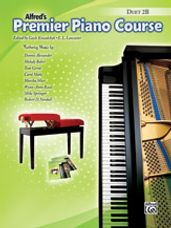Alfred's Premier Piano Course, Duet 2B