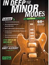 Guitar World: In Deep with the Minor Modes [Guitar]