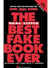 Real Little Best Fake Book Ever - 3rd Edition