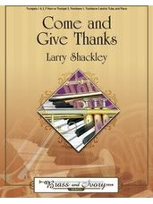 Come and Give Thanks (Brass 5)