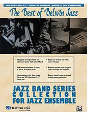 Best of Belwin Jazz: Jazz Band Collection for Jazz Ensemble [3rd Baritone Horn]