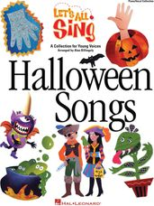 Let's All Sing...Halloween Songs