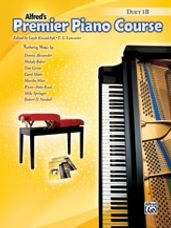Alfred's Premier Piano Course, Duet 1B