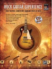 Rock Guitar Experience, The [Guitar BK/CD]