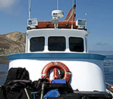 Explorer Dive Boat